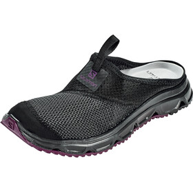 Salomon RX Slide 4.0 Shoes Women black/black/potent purple